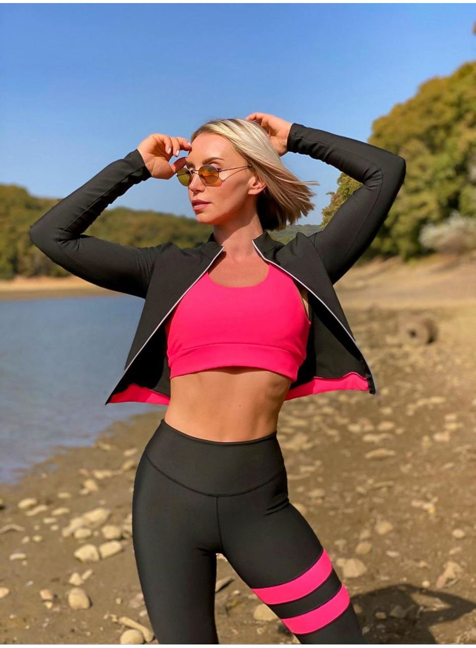 Women Sports  Long Sleeve Top 018