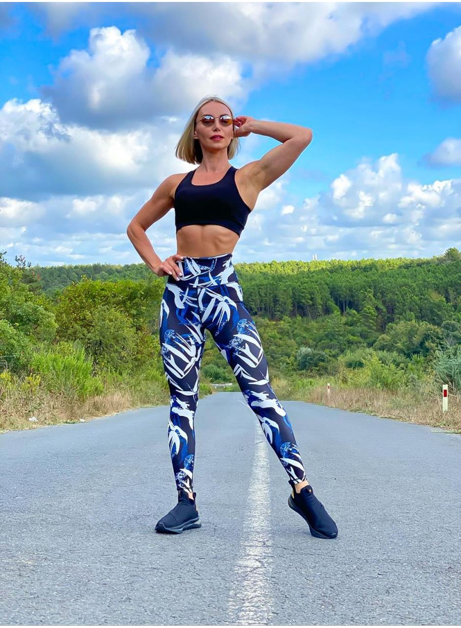 Women Sport Leggings  1026