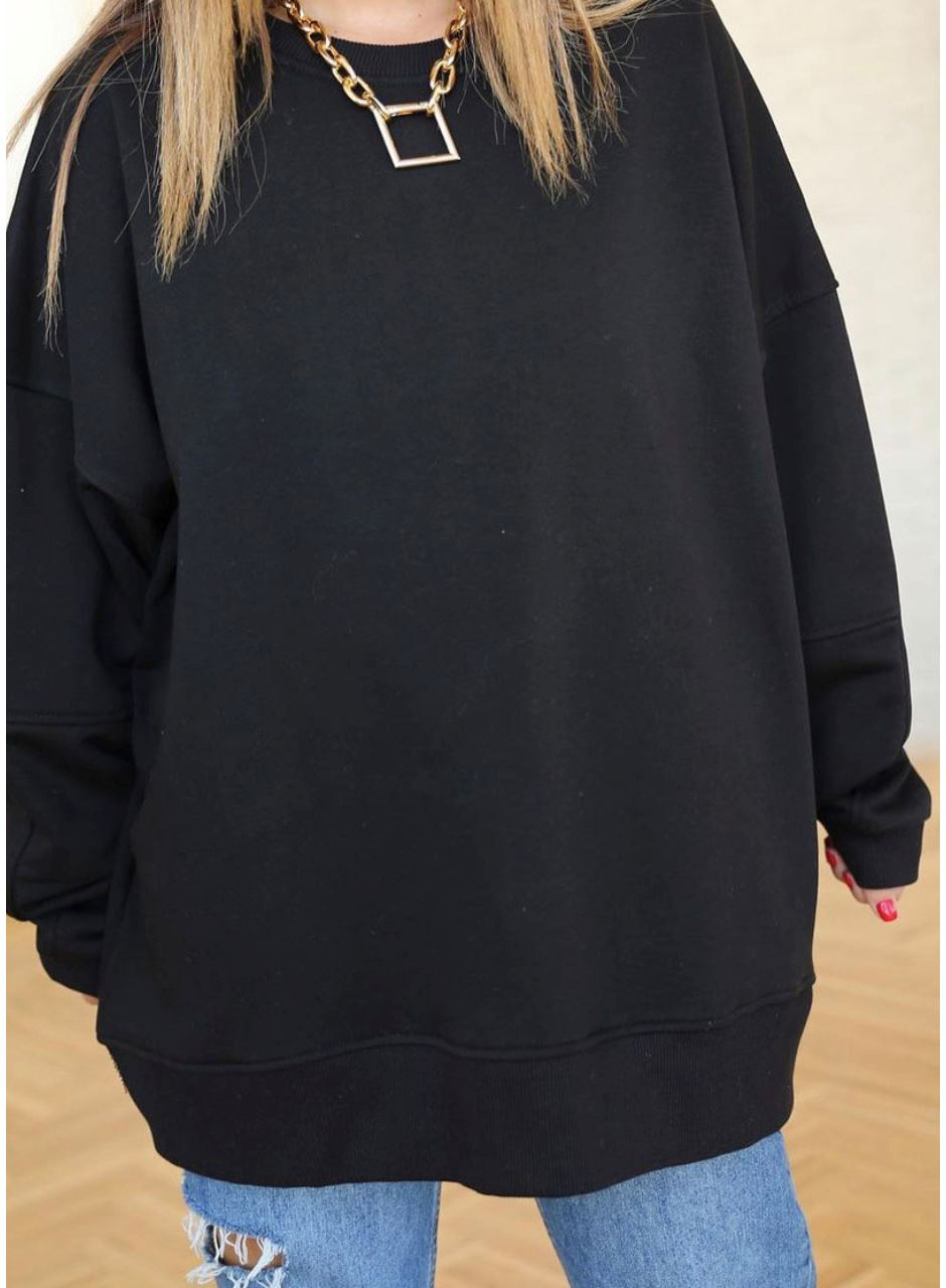 Women Oversize Sweatshirt 128