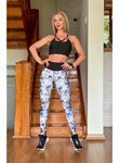 Women's Slimming Sport Leggings 909