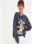 Women's Oversized Sweatshirt 108